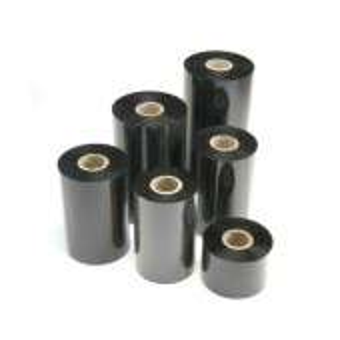 Premium WAX RESIN Ribbon for Industrial Printers